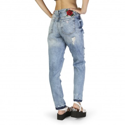 Jeans donna Guess blu autunno-inverno